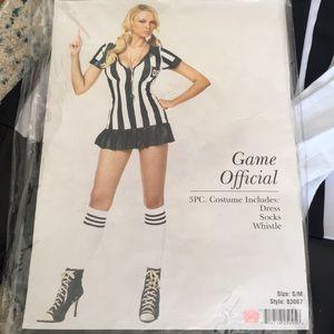 LEG AVENUE GANE OFFICIAL costume!!size S/M